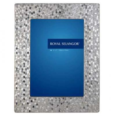 Royal Selangor Honeycomb Photo Frame (5R)