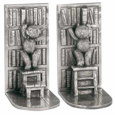 Royal Selangor Teddy Bears' Picnic Library Bookends