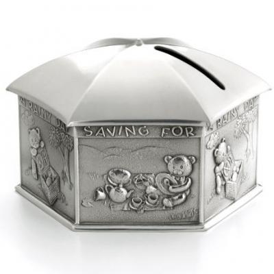 Royal Selangor Saving for a Rainy Day Coin Box