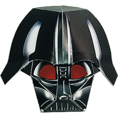 Star Wars Darth Vader Masks - 4 Pack