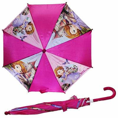 Disney Sofia the First Umbrella Girls Umbrella New Licensed
