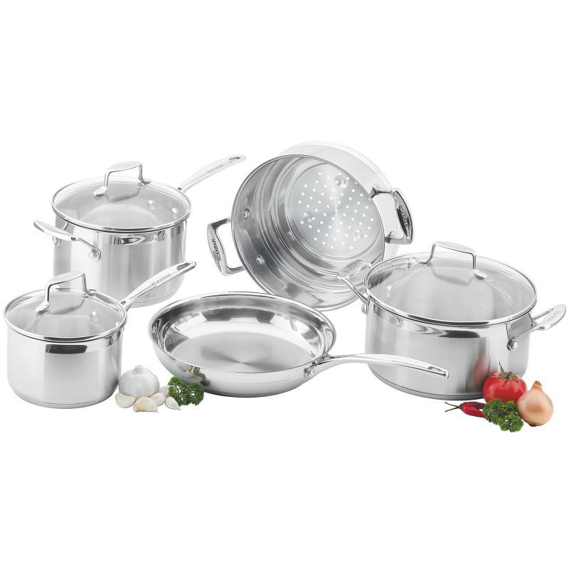Scanpan Impact 5pcs Cookware Set
