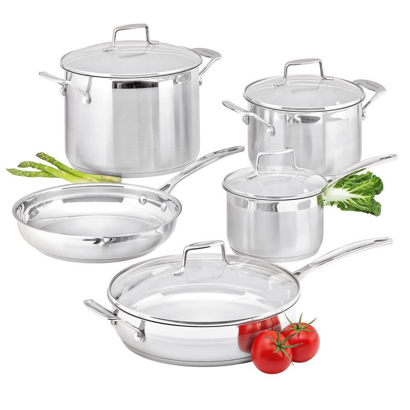 Scanpan Impact 5pcs Cookware Set