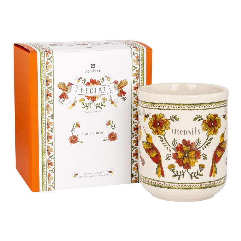 Ashdene Nectar Utensil Jar