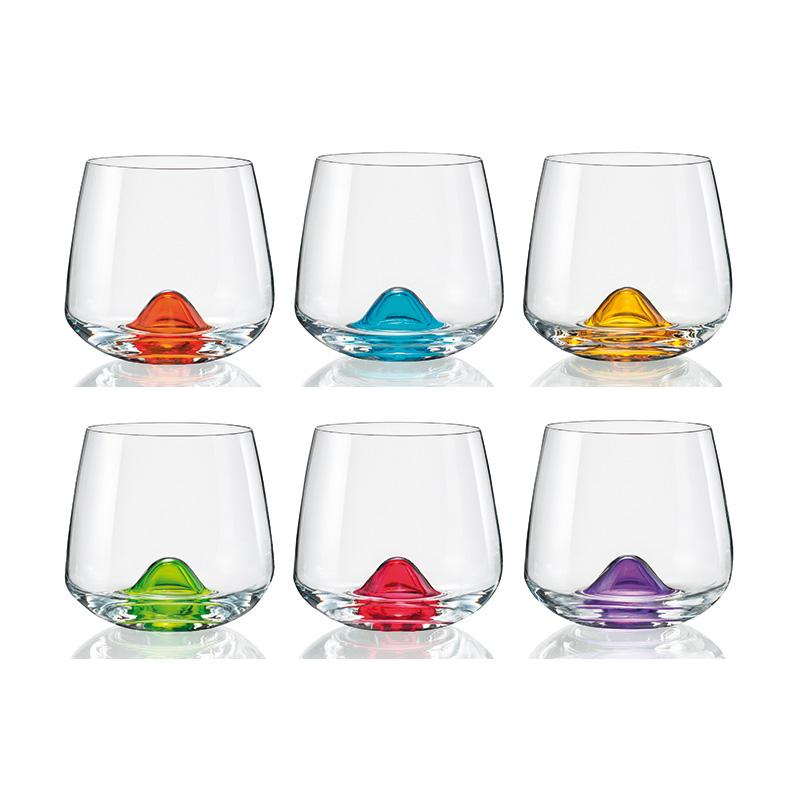 Bohemia Crystal Islands Tumbler 310ml/6pc