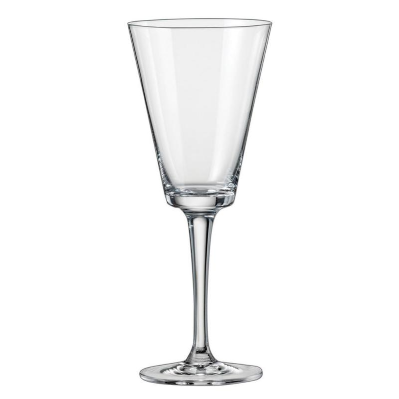 Bohemia Crystal Jive Wine Glasses 280ml | Set of 6pcs