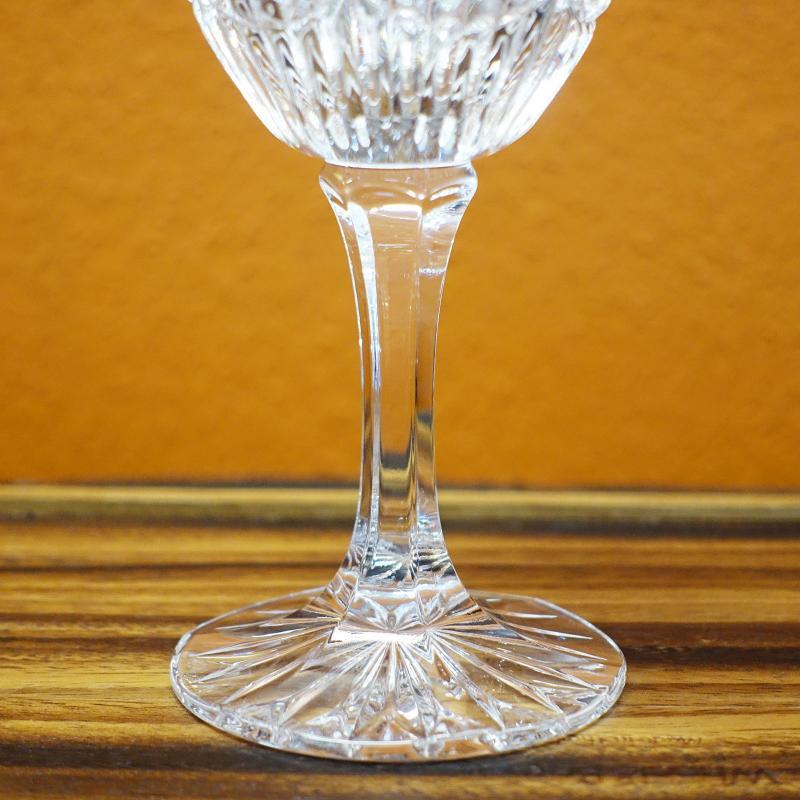 Bohemia Crystal BEDFORD Wine Glasses 380ml 6pcs Goblets