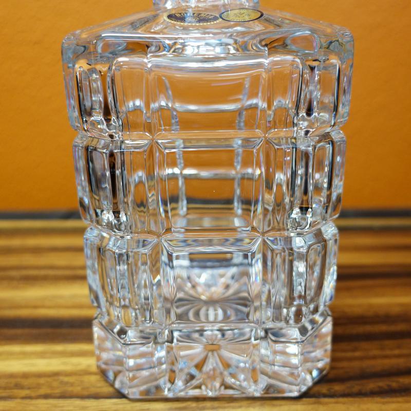 Bohemia Crystal ICE 5pcs Whiskey Set