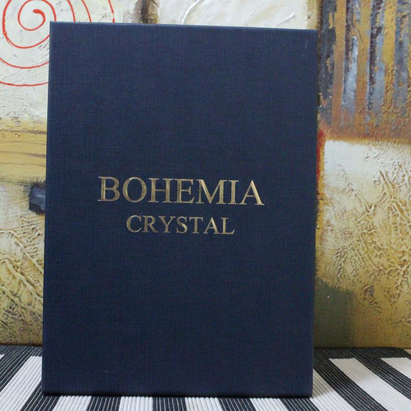 Bohemia Crystal Wedding Anniversary Flute
