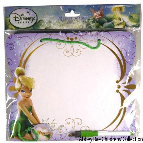 Disney Fairies Dry Erase Message Board Tinkerbell Memo Board New ...