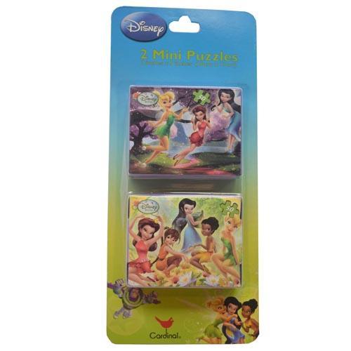 disney fairies jigsaw puzzles 50 piece tinkerbell puzzle x 2 new