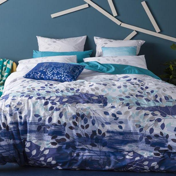 KAS WHISTLER Quilt Cover Set - King & Queen