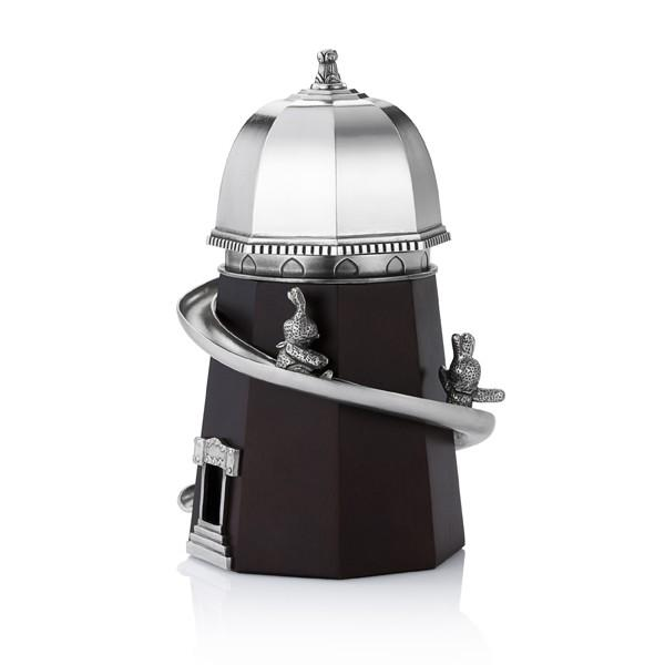Royal Selangor Bunnies Day Out Helter Skelter Music Box