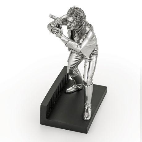 Royal Selangor Star Wars Limited Edition Han Solo Figurine