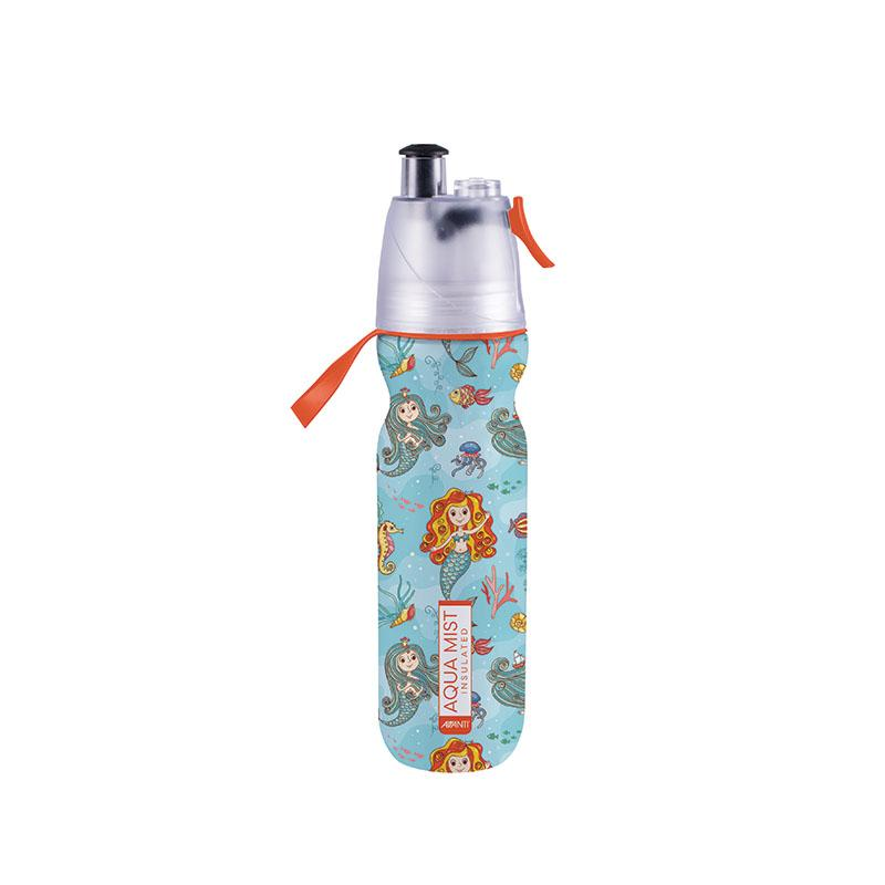 Avanti Aqua Mist Insulated Water Bottle - Orange