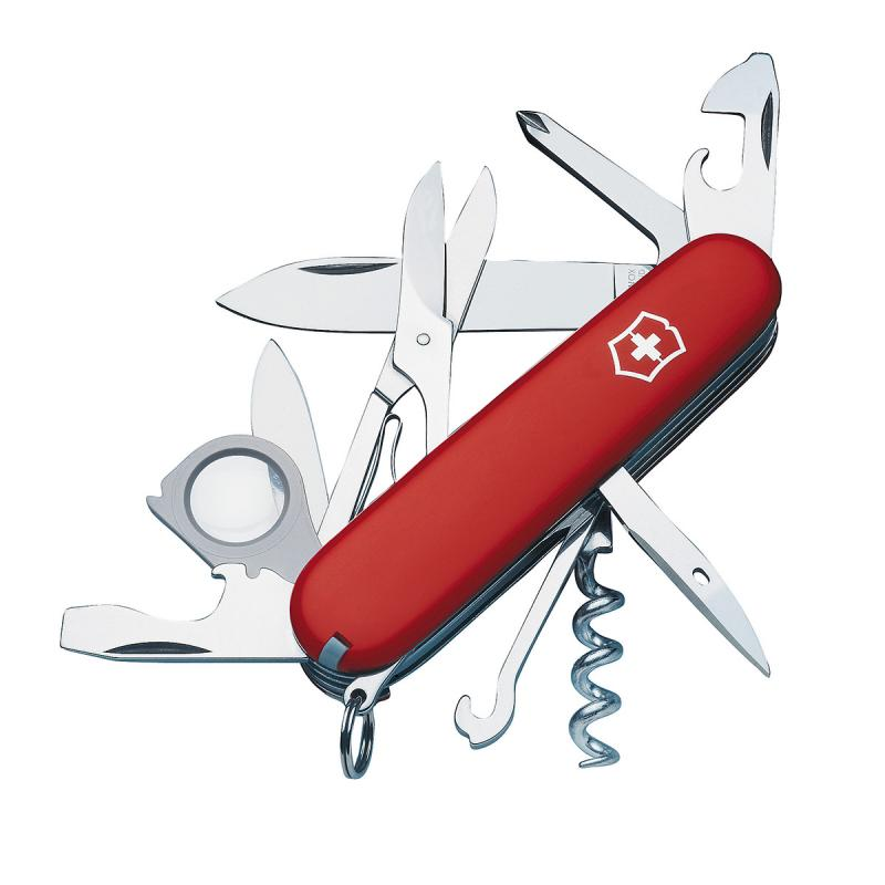 Victorinox Explorer Swiss Army Pocket Knife