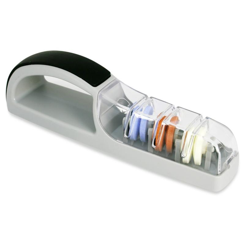 Global Minosharp Plus 3-Stage Ceramic Water Sharpener