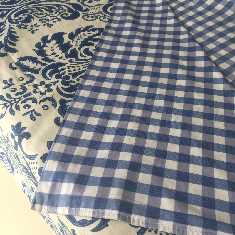 Boutique Collections A007 3pcs Bed Quilt Cover Set 100% Combed Cotton