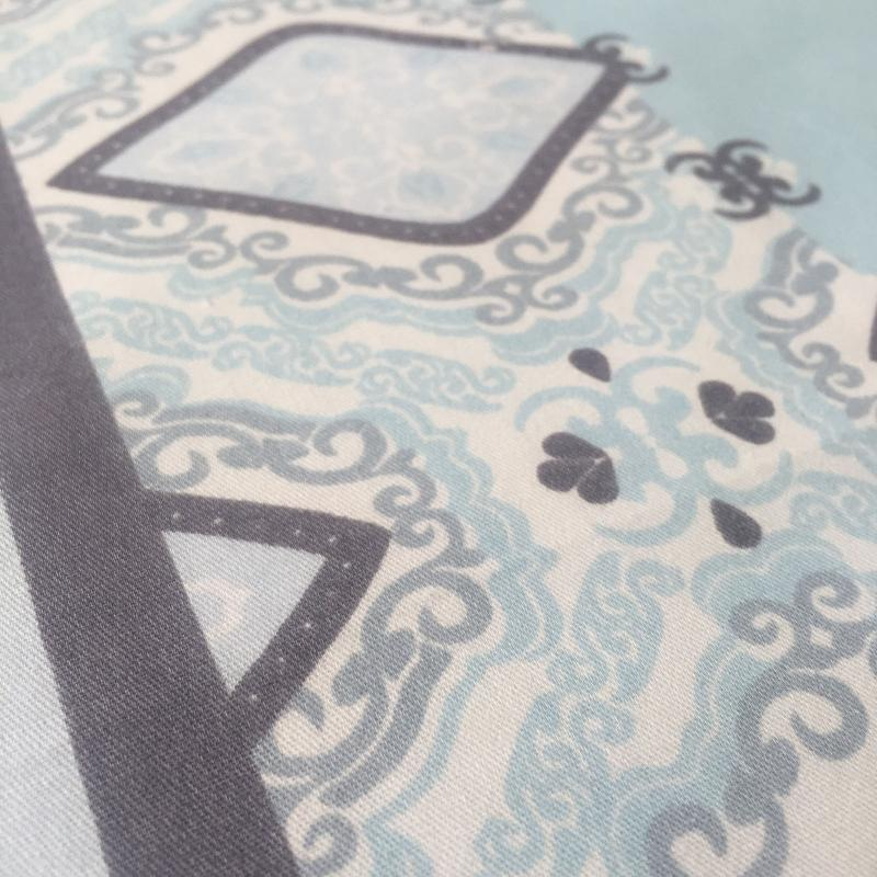 Boutique Collections A008 3pcs Bed Quilt Cover Set 100% Combed Cotton