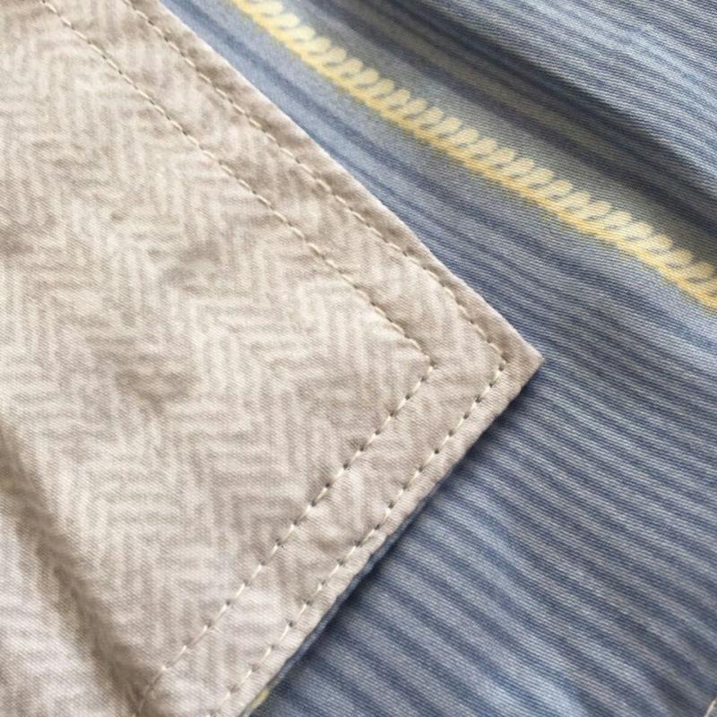 Boutique Collections Premium Range B005 3pcs Bed Quilt Cover Set 400TC 100% Combed Cotton
