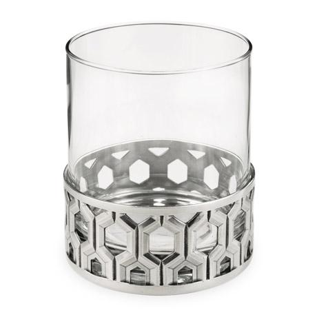 Royal Selangor Hexagon Whisky Tumbler