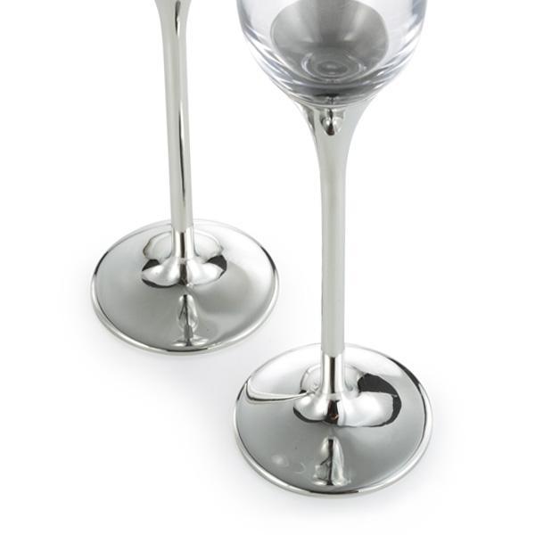 Royal Selangor Domaine Champagne Flutes (Pair)