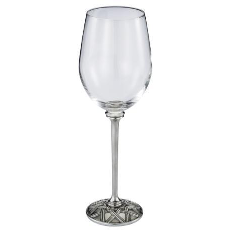 Royal Selangor Wicker Red Wine Goblet